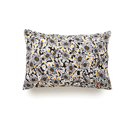 [ABODE] WOODSTOCK BLACK PILLOWCASE SET OF 2